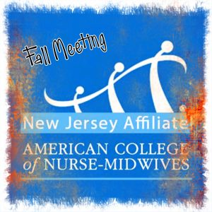NJ Affiliate of the ACNM Fall Virtual Midwifery Meeting