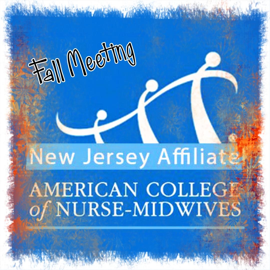 NJ Affiliate of the ACNM Fall Virtual Midwifery Meeting